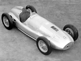 Photos of Mercedes-Benz Formula Racing Car (W165) 1939