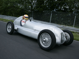 Mercedes-Benz Formula Racing Car (W25) 1934 wallpapers