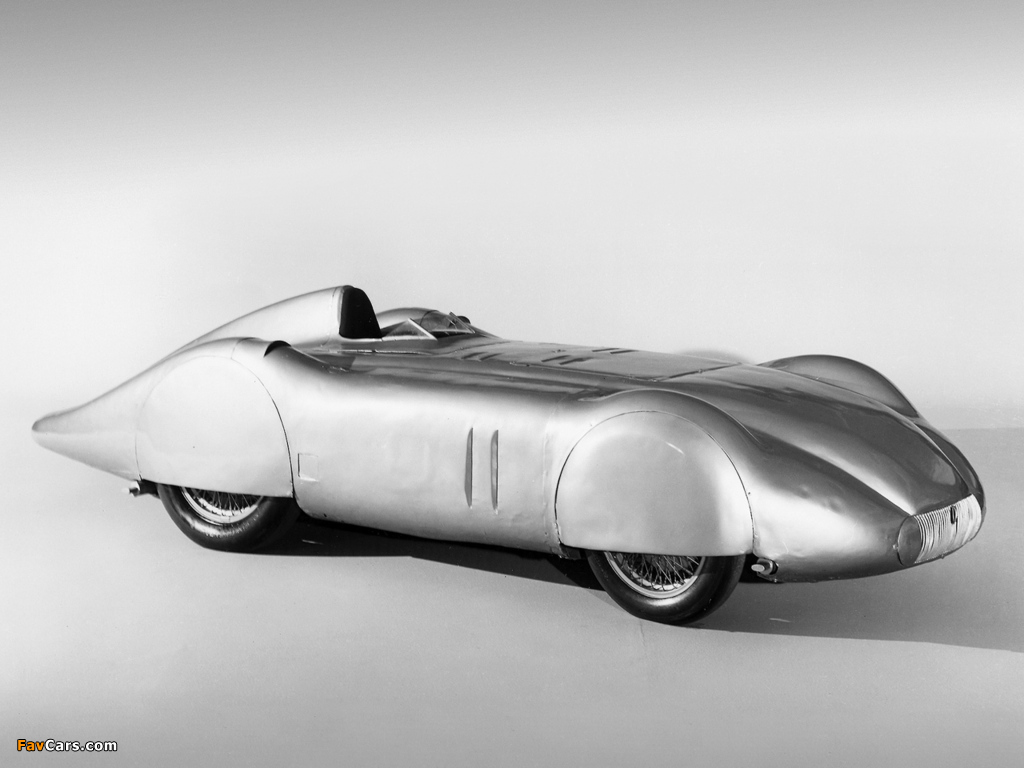 Mercedes-Benz Avus Streamline (W25) 1934 wallpapers (1024 x 768)