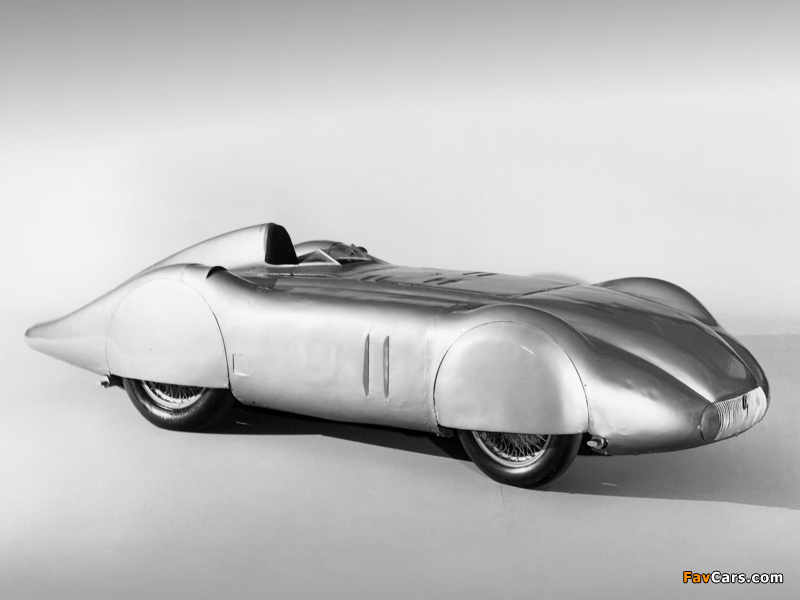 Mercedes-Benz Avus Streamline (W25) 1934 wallpapers (800 x 600)