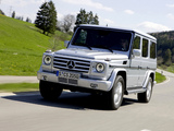 Images of Mercedes-Benz G 500 (W463) 2008–12