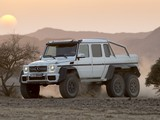 Images of Mercedes-Benz G 63 AMG 6x6 (W463) 2013