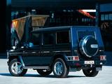 Mercedes-Benz G 55 AMG (W463) 2003–04 photos