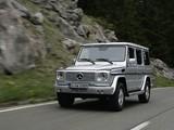 Mercedes-Benz G 320 CDI (W463) 2006–09 photos