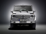 Mercedes-Benz G 500 (W463) 2008–12 pictures