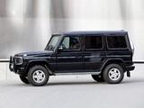 Mercedes-Benz G 500 Guard (W463) 2009–12 images