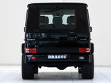 Brabus G V12 S Biturbo (W463) 2009 wallpapers