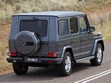 Mercedes-Benz G 350 BlueTec AU-spec (W463) 2010–12 pictures
