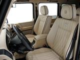 Brabus G V12 800 Widestar (W463) 2011–12 photos
