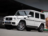 Mercedes-Benz G 63 AMG (W463) 2012 wallpapers