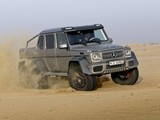 Mercedes-Benz G 63 AMG 6x6 (W463) 2013 pictures