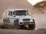 Mercedes-Benz G 63 AMG 6x6 (W463) 2013 wallpapers