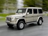 Photos of Mercedes-Benz G 500 Guard (W463) 2009–12