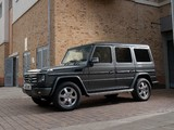 Photos of Mercedes-Benz G 350 BlueTec UK-spec (W463) 2010–12