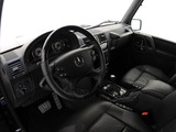 Photos of Brabus G V12 800 Widestar (W463) 2011–12