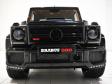 Photos of Brabus 800 Widestar (W463) 2013