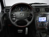 Pictures of Mercedes-Benz G 500 (W463) 2008–12