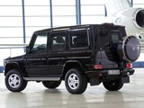 Pictures of Mercedes-Benz G 500 Guard (W463) 2009–12