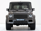 Pictures of Brabus G V12 800 Widestar (W463) 2011–12