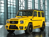 Pictures of Mansory Gronos (W463) 2013