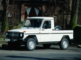 Mercedes-Benz 290 GD Pickup (W461) 1992–97 wallpapers