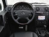 Mercedes-Benz G 500 (W463) 2008–12 wallpapers
