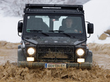 Mercedes-Benz G 280 CDI Edition 30 PUR (W461) 2009 wallpapers