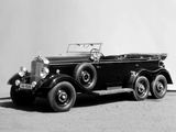 Mercedes-Benz G4 (W31) 1934–37 wallpapers