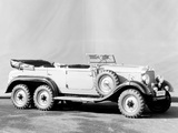 Photos of Mercedes-Benz G4 (W31) 1937–38