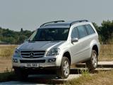 Images of Mercedes-Benz GL 500 UK-spec (X164) 2006–09