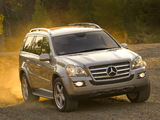 Images of Mercedes-Benz GL 550 US-spec (X164) 2006–09
