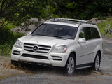 Images of Mercedes-Benz GL 350 BlueTec US-spec (X164) 2009–12