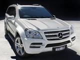 Images of Mercedes-Benz GL 450 CDI AU-spec (X164) 2011–12