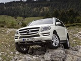 Images of Mercedes-Benz GL 500 BlueEfficiency (X166) 2012