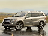 Mercedes-Benz GL 550 US-spec (X164) 2006–09 images