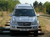Mercedes-Benz GL 500 UK-spec (X164) 2006–09 images