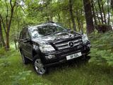 Mercedes-Benz GL 500 UK-spec (X164) 2006–09 photos