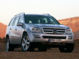 Mercedes-Benz GL 420 CDI (X164) 2006–09 pictures