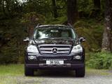 Mercedes-Benz GL 500 UK-spec (X164) 2006–09 wallpapers