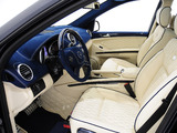 Brabus Widestar (X164) 2007 wallpapers