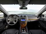 Mercedes-Benz GL 320 BlueTec (X164) 2008–09 images