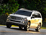 Mercedes-Benz GL 320 US-spec (X164) 2008–09 images
