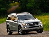 Mercedes-Benz GL 320 US-spec (X164) 2008–09 pictures