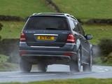 Mercedes-Benz GL 350 CDI UK-spec (X164) 2009–12 pictures