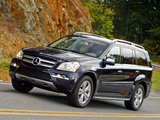 Mercedes-Benz GL 450 US-spec (X164) 2009–12 wallpapers