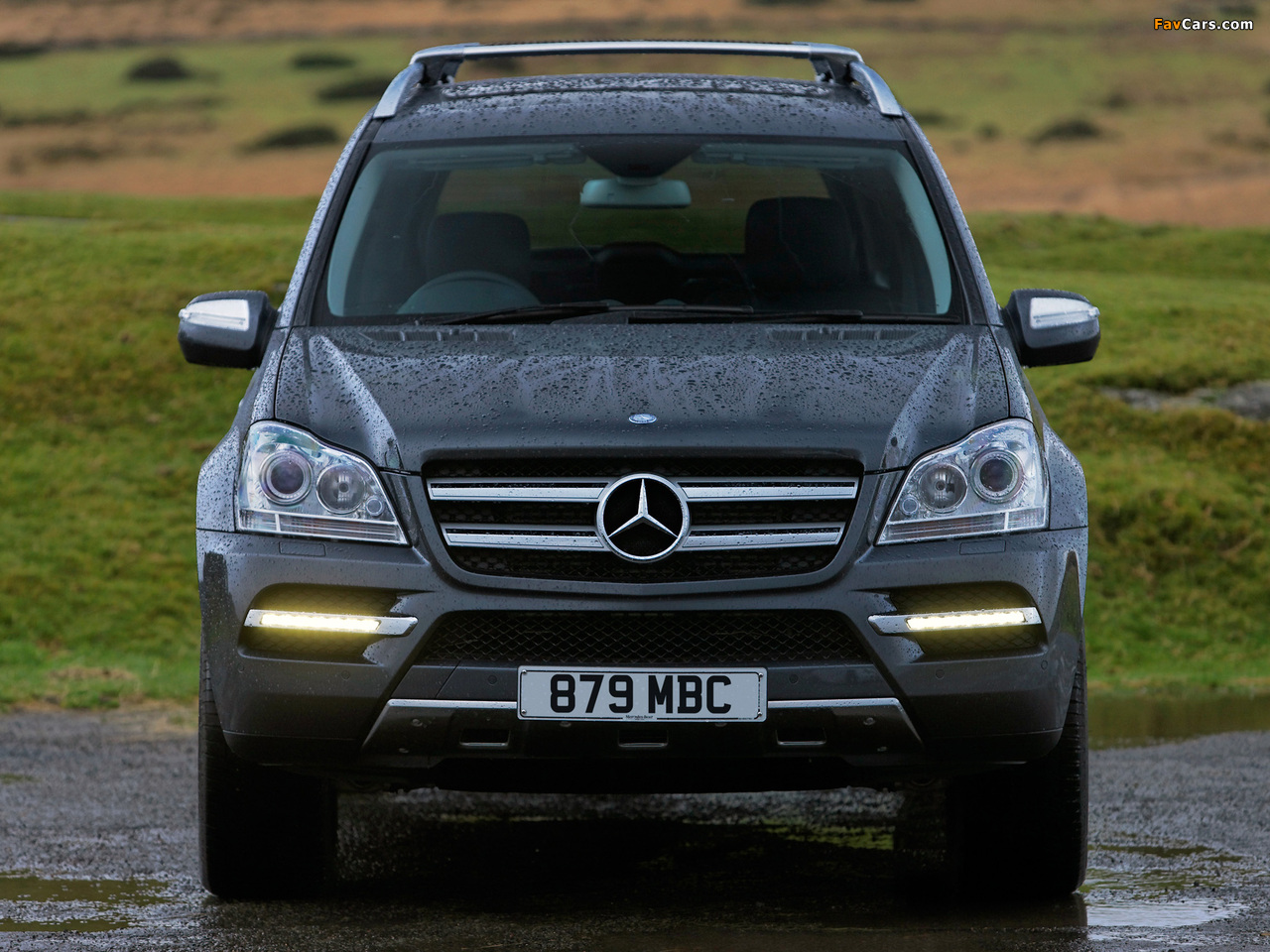 Mercedes benz gl 350 cdi uk spec x164 2009 12 wallpapers for Mercedes benz gl 350 cdi
