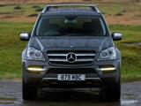 Mercedes-Benz GL 350 CDI UK-spec (X164) 2009–12 wallpapers