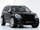 Brabus GL 63 Biturbo (X164) 2010–12 wallpapers