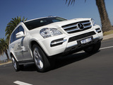 Mercedes-Benz GL 450 CDI AU-spec (X164) 2011–12 images