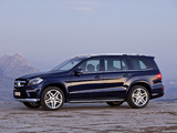 Mercedes-Benz GL 350 BlueTec AMG Sports Package (X166) 2012 images